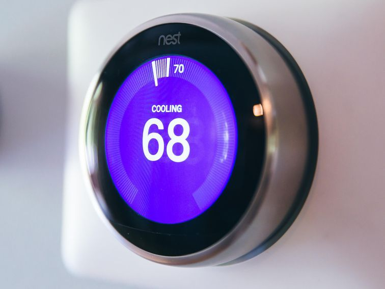 Google is burning down its smart home nest thermostat