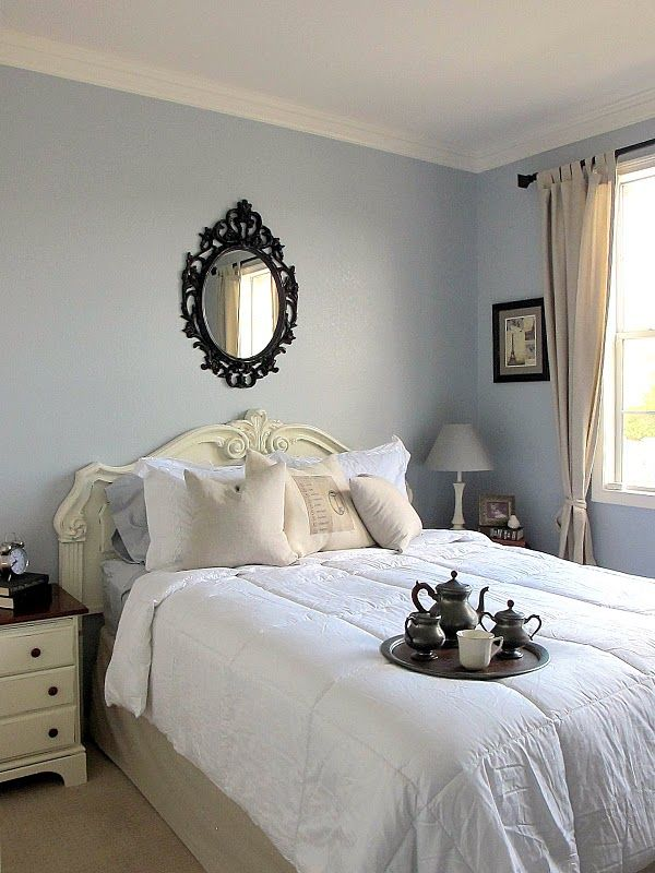 beautiful. paint color is Chelsea by the Sea by Ace Paints ...