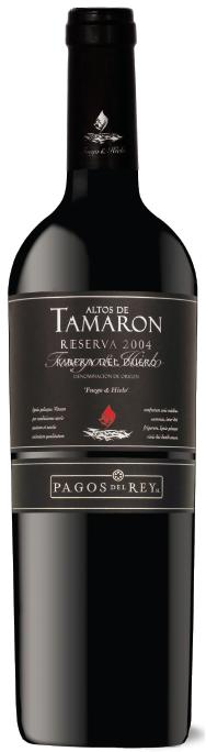 Altos De Tamaron Reserva 2004 Vinos Uvas Y Felix Solis