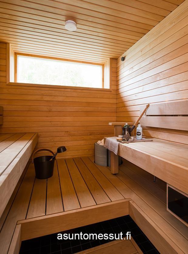 29 Best Sauna Images On Pinterest: 29 Lakka Kivitalot Heikkinen - Sauna