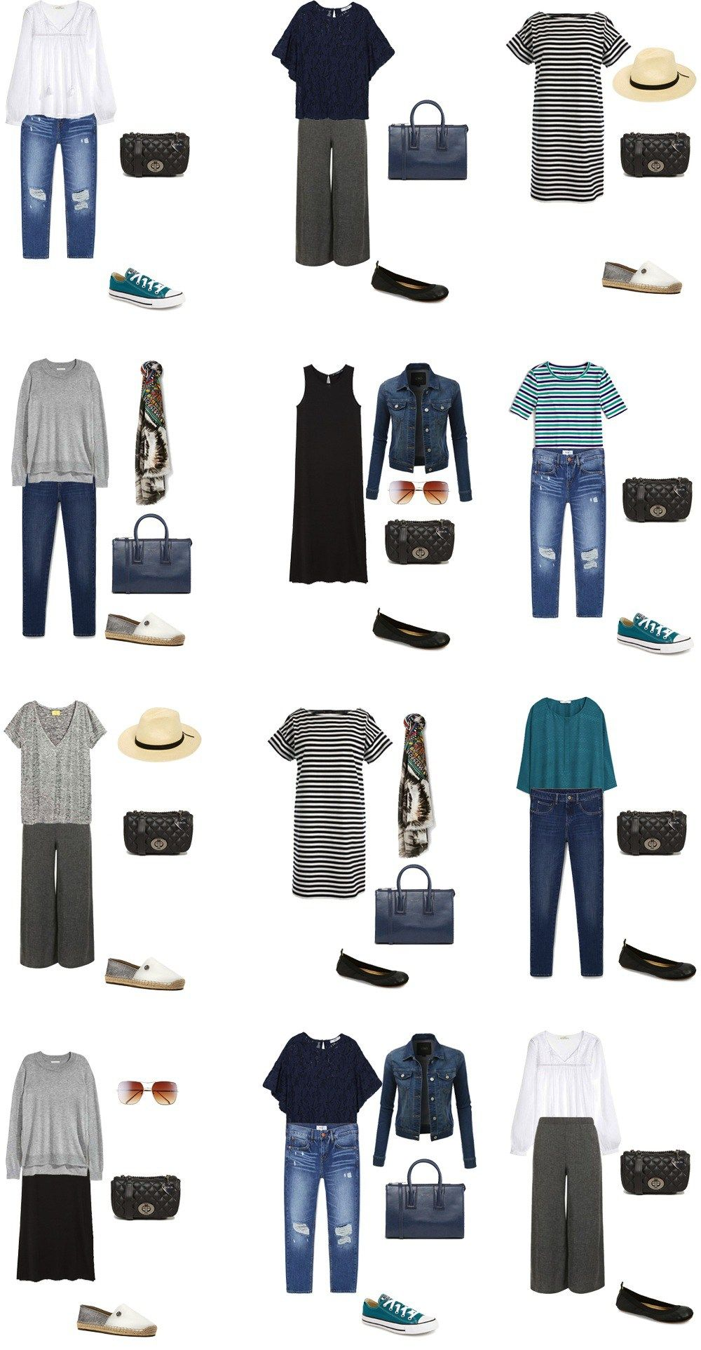 What To Wear In Phoenix Arizona Outfit Options 1 12 Packinglight Travellight Travel Traveltips Livelovesara Fashion How To Wear What To Wear