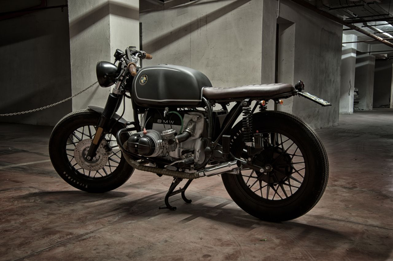 Custom Motorcycles Motorecyclos Bikes Bmw Scrambler