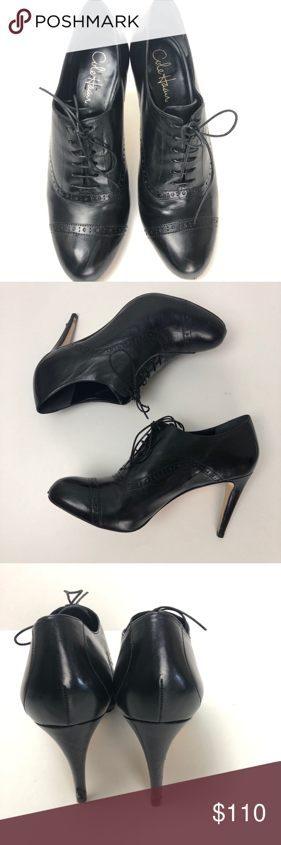 Cole Haan Nike Air Oxford heels size 9