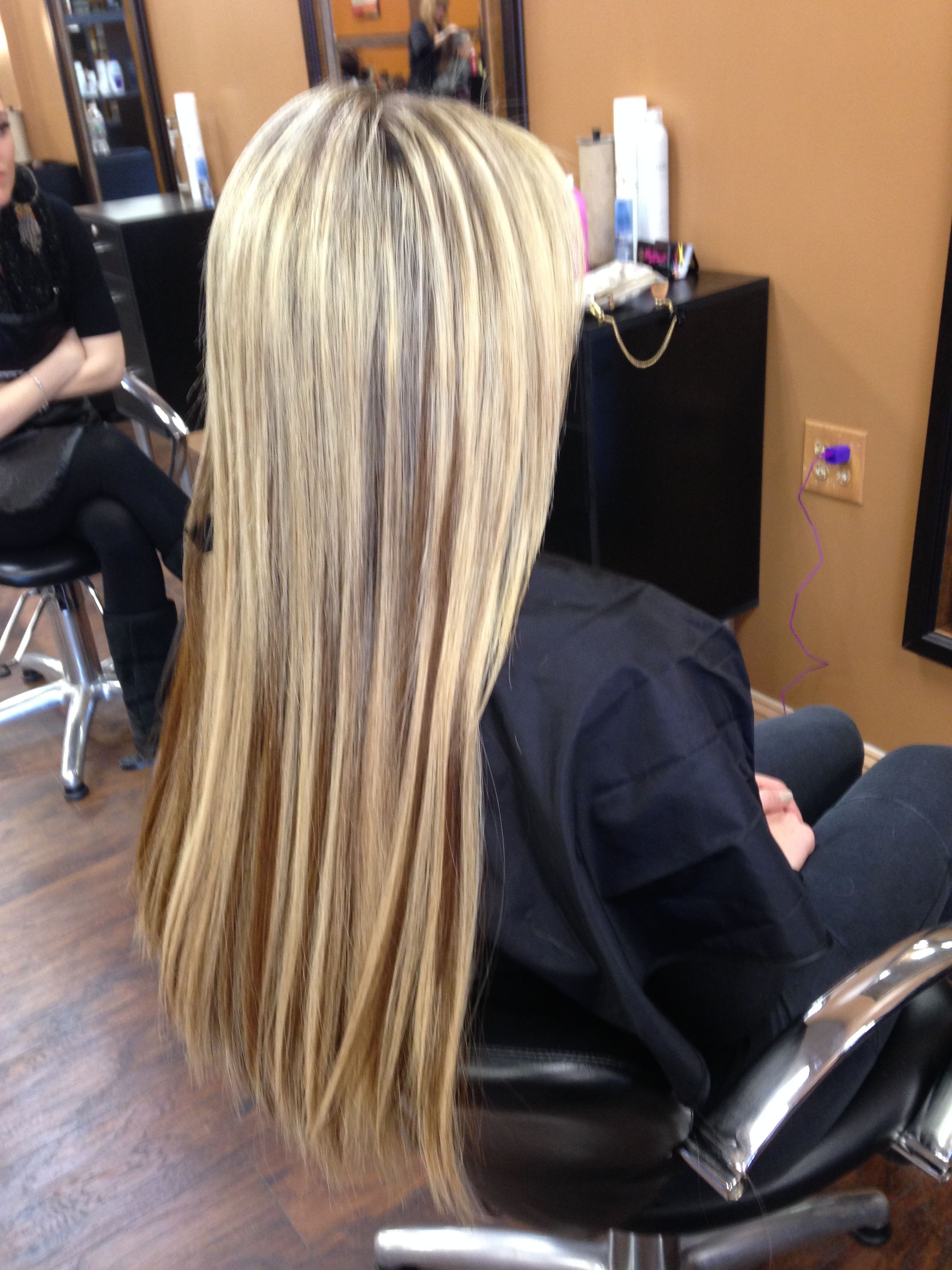 Great Lengths Bonded Hair Extensions Looking Amazing The Hair
