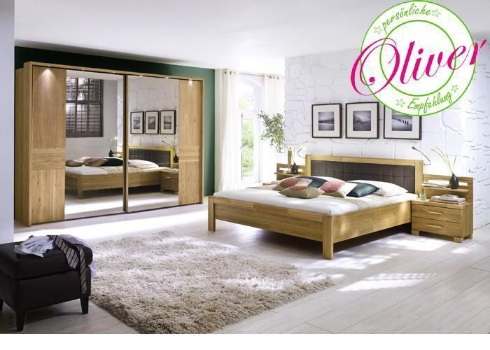 Schlafzimmer Bari von Wiemann Edel und Massiv Zimmer