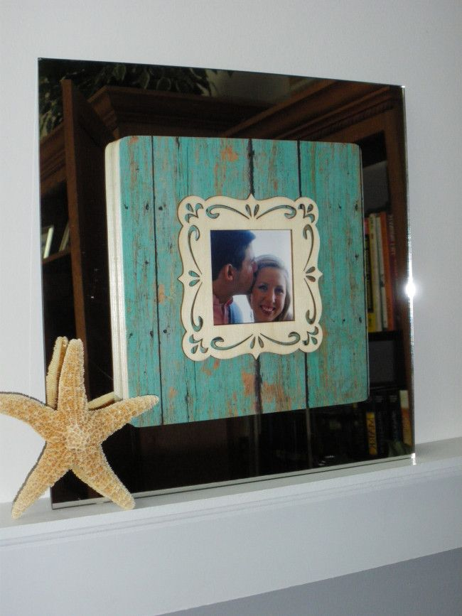Reflect the Light~ | Wooden frames, Lights and Mirrored picture frames