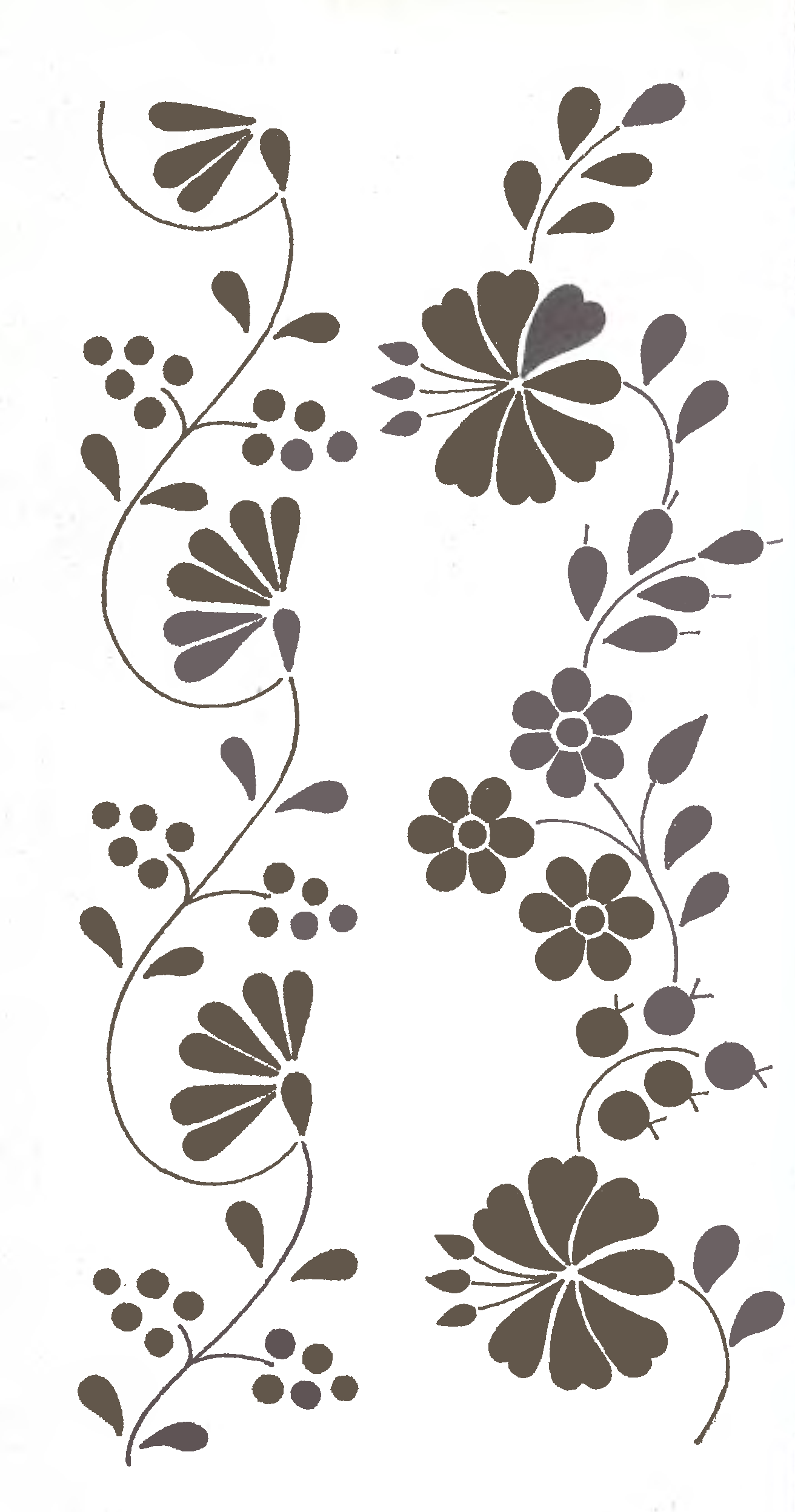 DIBUJO … | floral patterns | Pinte…