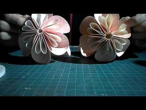 Diy wedding centerpieces origami kusudama flowers youtube diy wedding centerpieces origami kusudama flowers youtube tletpard pinterest flower ball origami and tutorials mightylinksfo