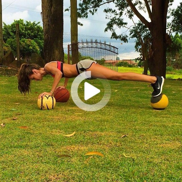 In honor of the model's birthday, a celebration of her endless fitness inspiration. #fitness #fitnes...
