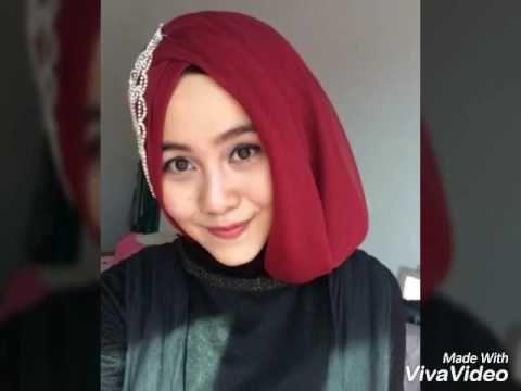 Hijab Tutorial Kebaya X2f Formal Edition Part 1 Youtube Hijab Tutorial Tutorial Hijab Pesta Simple Hijab
