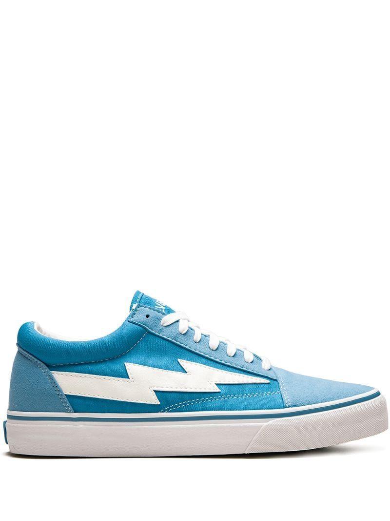Revenge X Storm Bolt Sneakers Sneakers Blue Blue Sneakers Yellow Sneakers