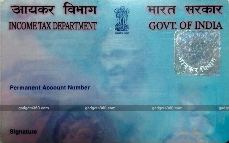 How To Apply For Pan Card Online How To Apply Cards Aadhar Card