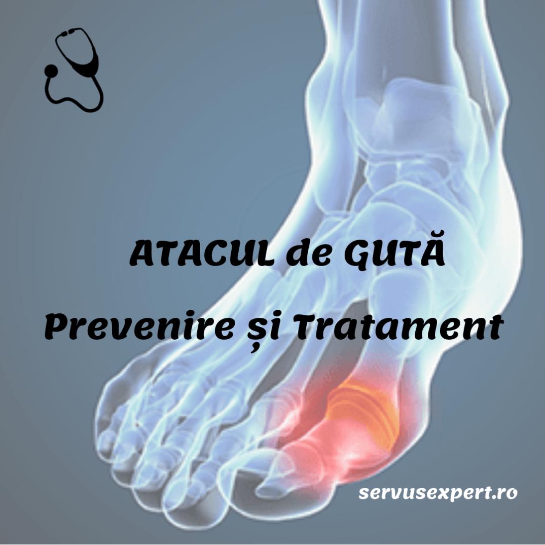 artrita guta a articulatiei umarului