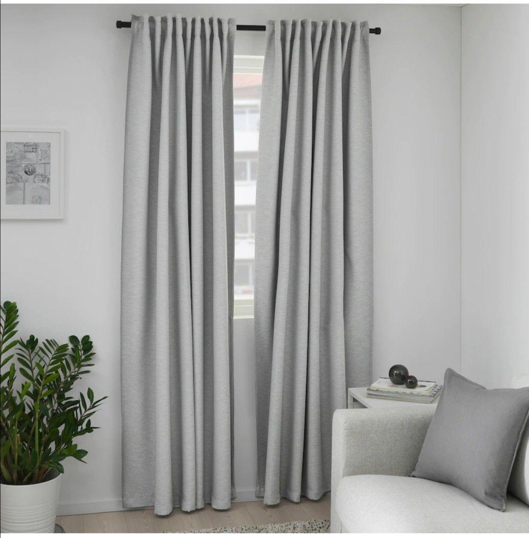 40++ Cortinas salon gris y blanco trends