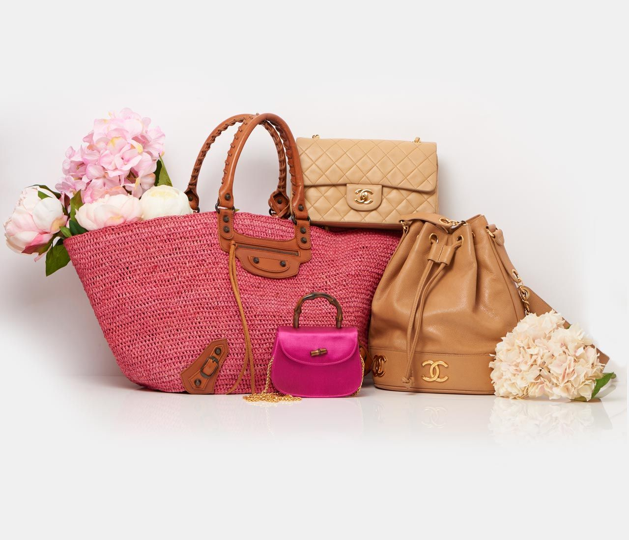 ef708ab6be3a Shop the finest curated vintage Chanel online. We specialise in vintage  Chanel bags