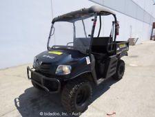 2013 Cushman 1600XD 4WD Diesel Utility Cart Side-by-Side UTV 4x4 Quad 4WDapply now www.bncfin.com/apply