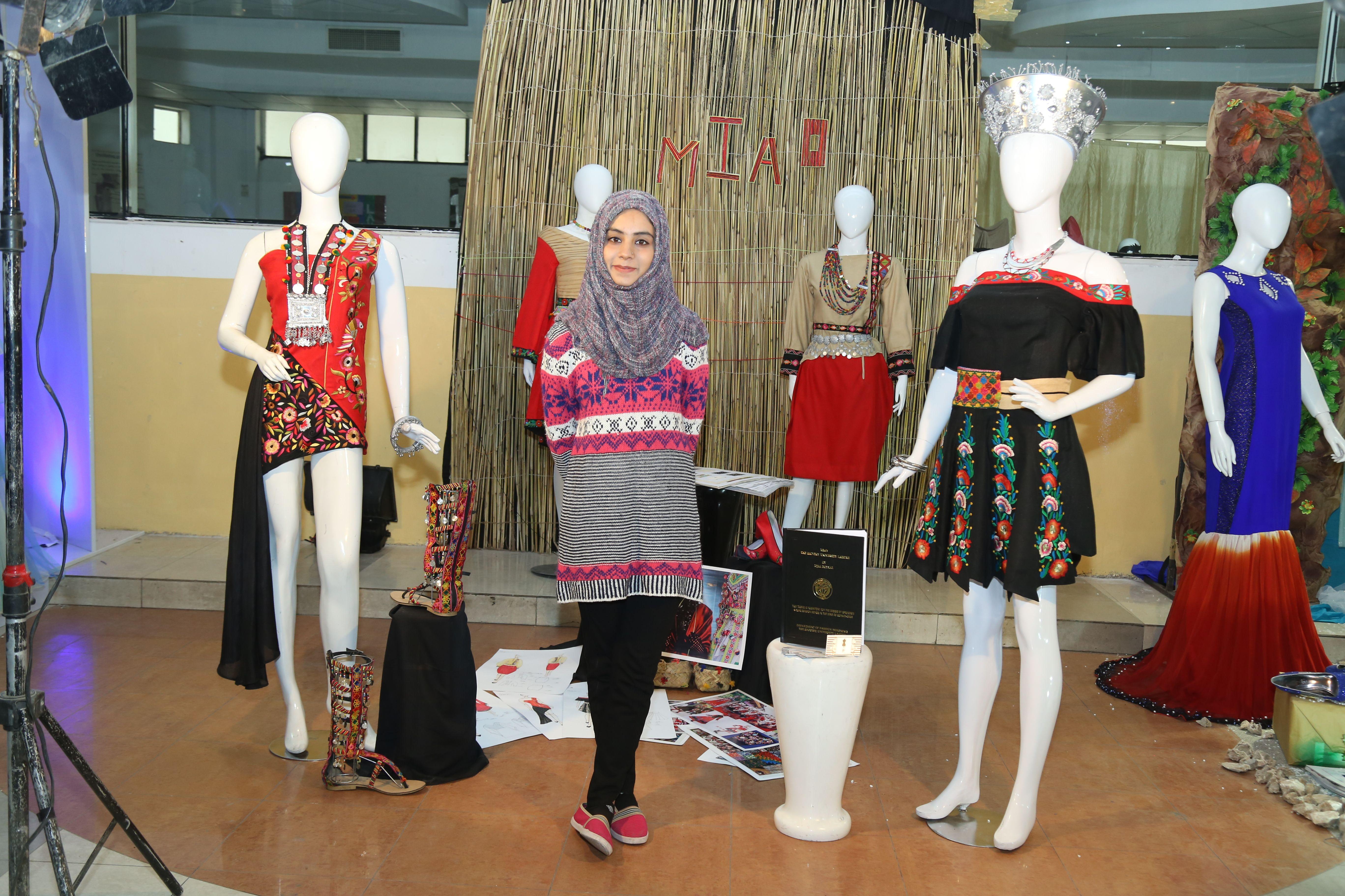 HU Fashion & Textile Design Thesis Display 2019 #HajveryUniversity  #OneUniversityEndlessPossibilities #Fashion #Textil… | Textiles Fashion,  Fashion, Textile Design