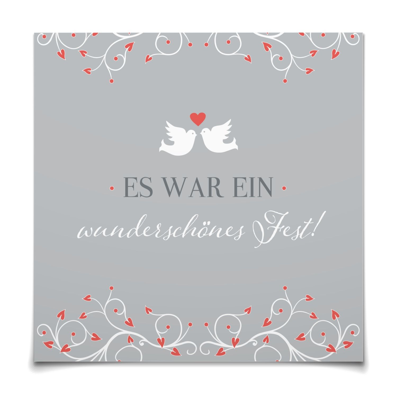 Dankeskarte Taubenherz in Koralle - Postkarte quadratisch #Hochzeit #Hochzeitskarten #Danksagung #elegant #Foto #modern https://www.goldbek.de/hochzeit/hochzeitskarten/danksagung/dankeskarte-taubenherz?color=koralle&design=b4d8b&utm_campaign=autoproducts