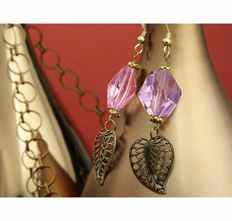 Pastel Petals Earrings