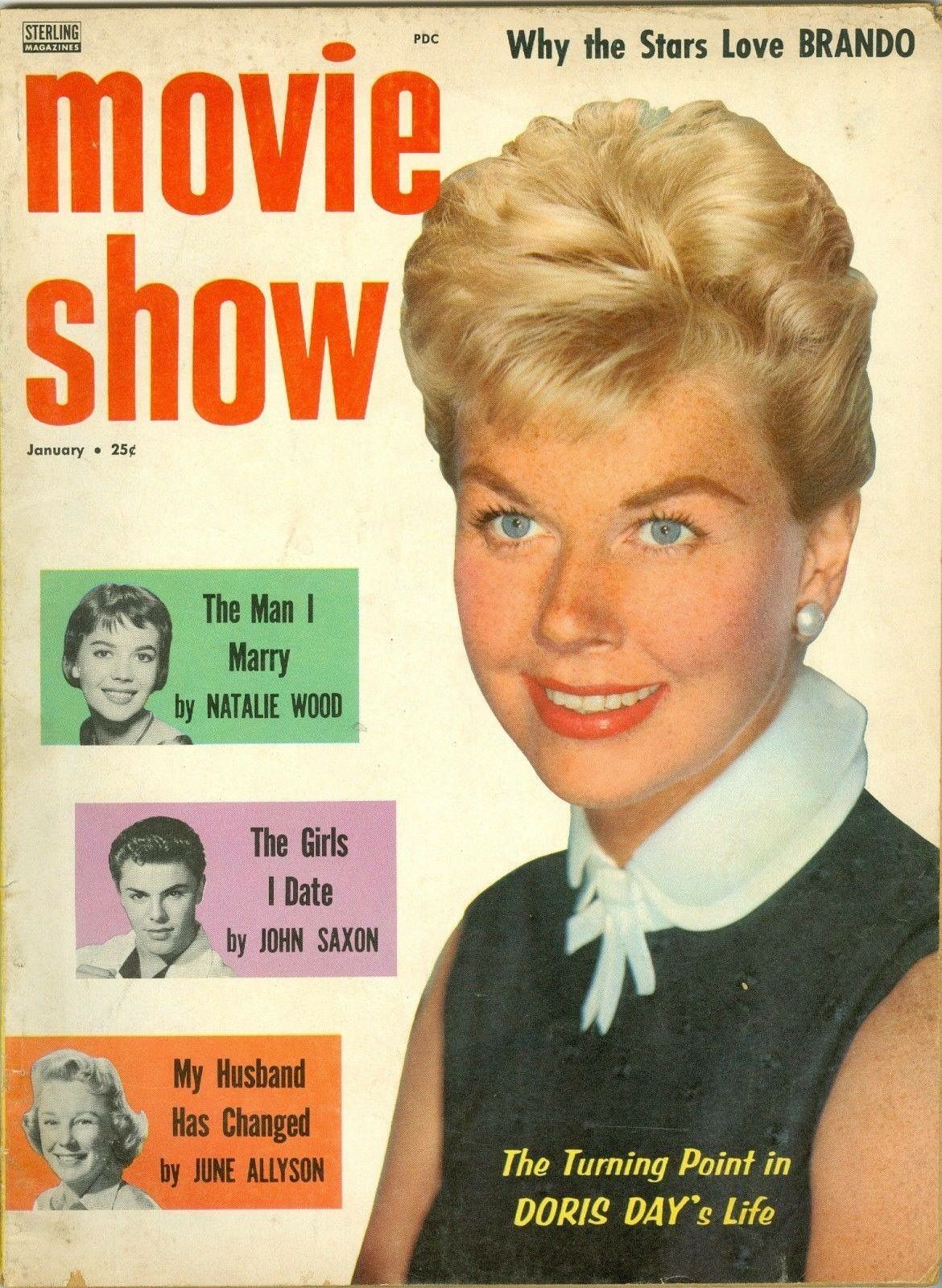 Today (April 3rd) is Doris Day's birthday! She and Natalie