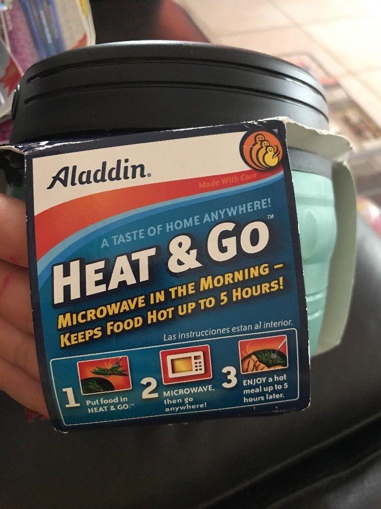 Aladdin Industries AFB3024999 24 Oz Heat & Go Therm
