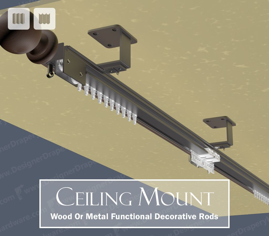 New And Innovative Ceiling Mount Options Available In Decorative