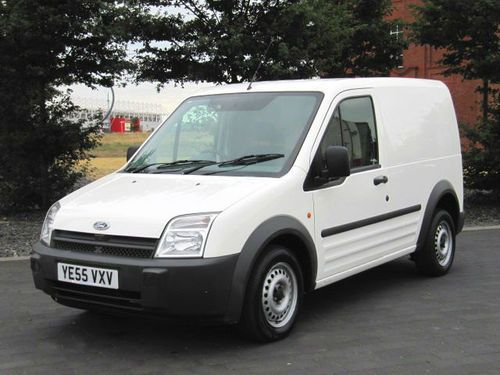 55 Plate 2005 Ford Transit Connect L200 Diesel Only 2999 No Vat