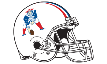 The Evolution Of The Patriots Logo And Uniform Patriots Logo Patriots Football Is Life