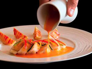 Le Bernardin Best Upscale Restaurant New York City