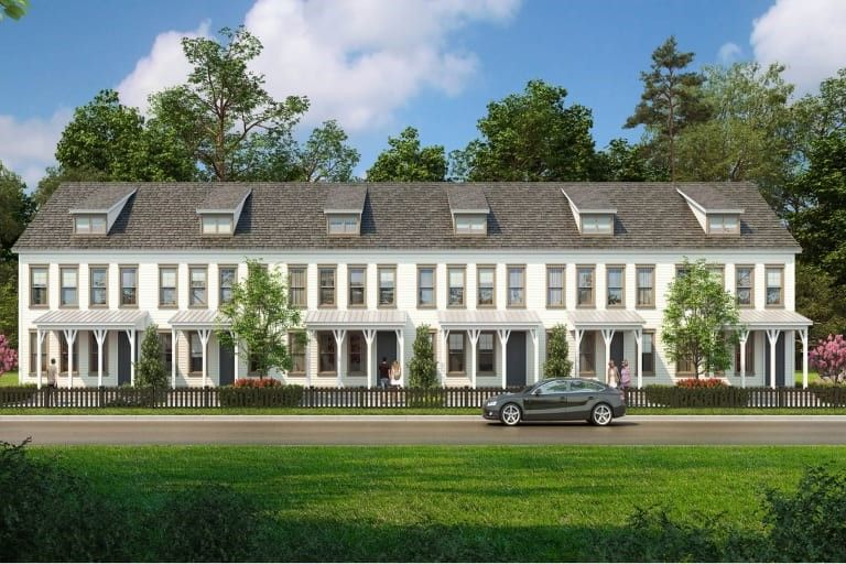 New West Ashley Townhomes By Pulte Homes Charlestonnewhomesguide