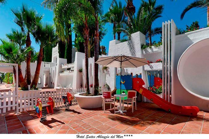 Hotel Albayzín Del Mar Hotel Ofertas Hoteles Parques Infantiles