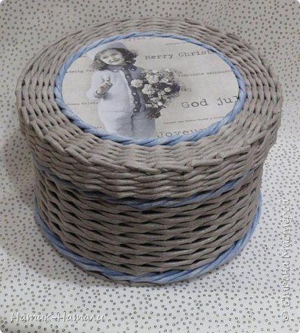 Поделка изделие Плетение Январь-февраль Трубочки бумажные фото 37