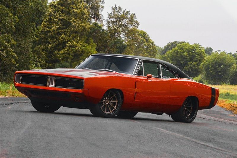 The Greatest Pro Touring 1969 Dodge Charger R T Ever