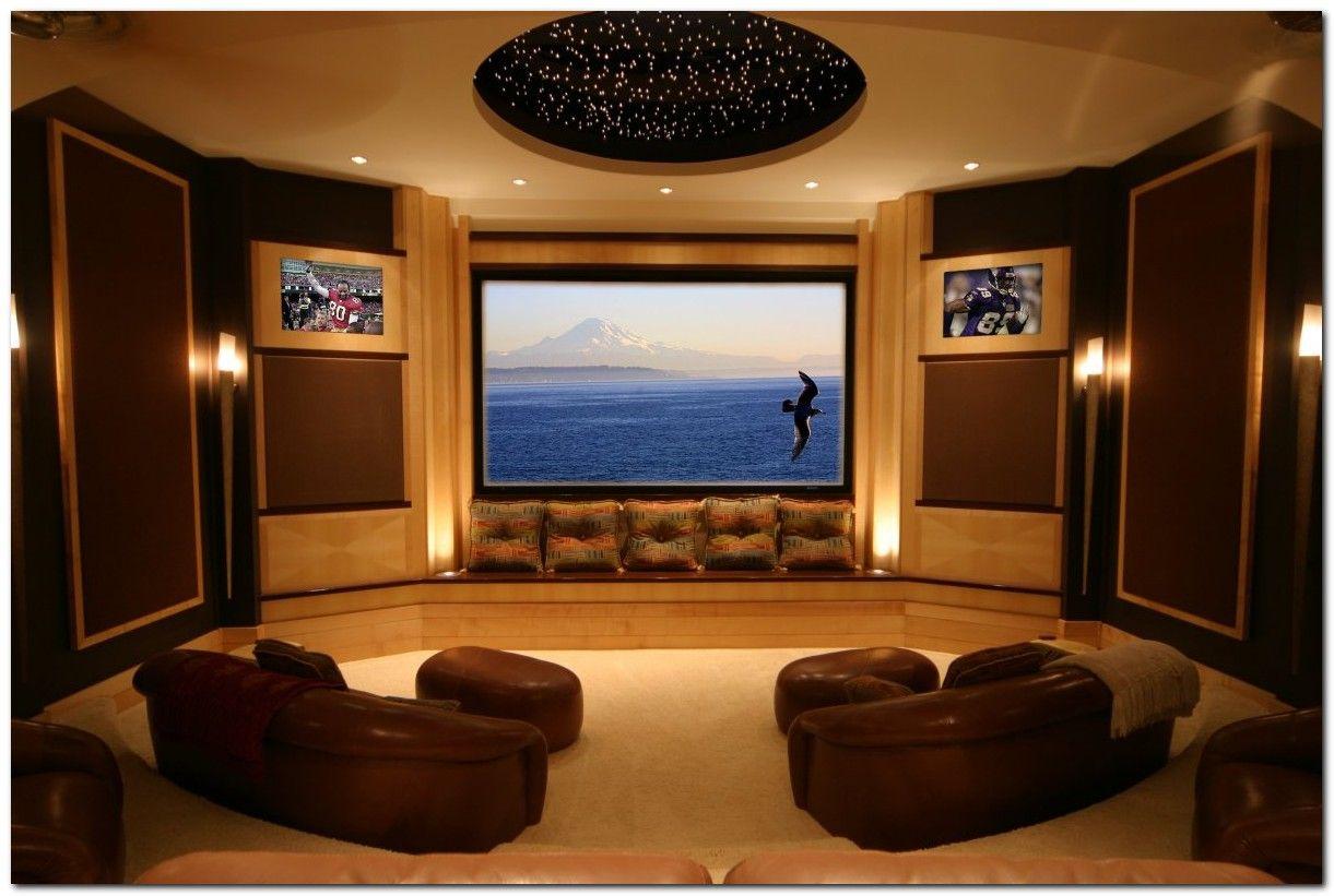 50 Tiny Movie Room Decor Ideas Entertainment Room Media Room Decor Movie Theater Rooms Media Room Design