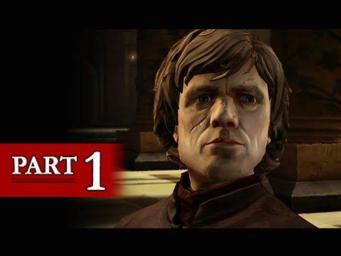 Game Of Thrones Walkthrough Part 1 Episode 1 Iron From Ice Telltale G Ps4 Games Gameofthrones Episode