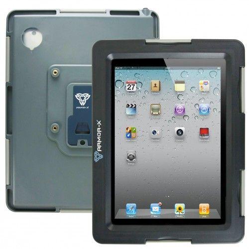 IPX7 1 meter waterproof protective case for iPad 2 3 4, Samsung
