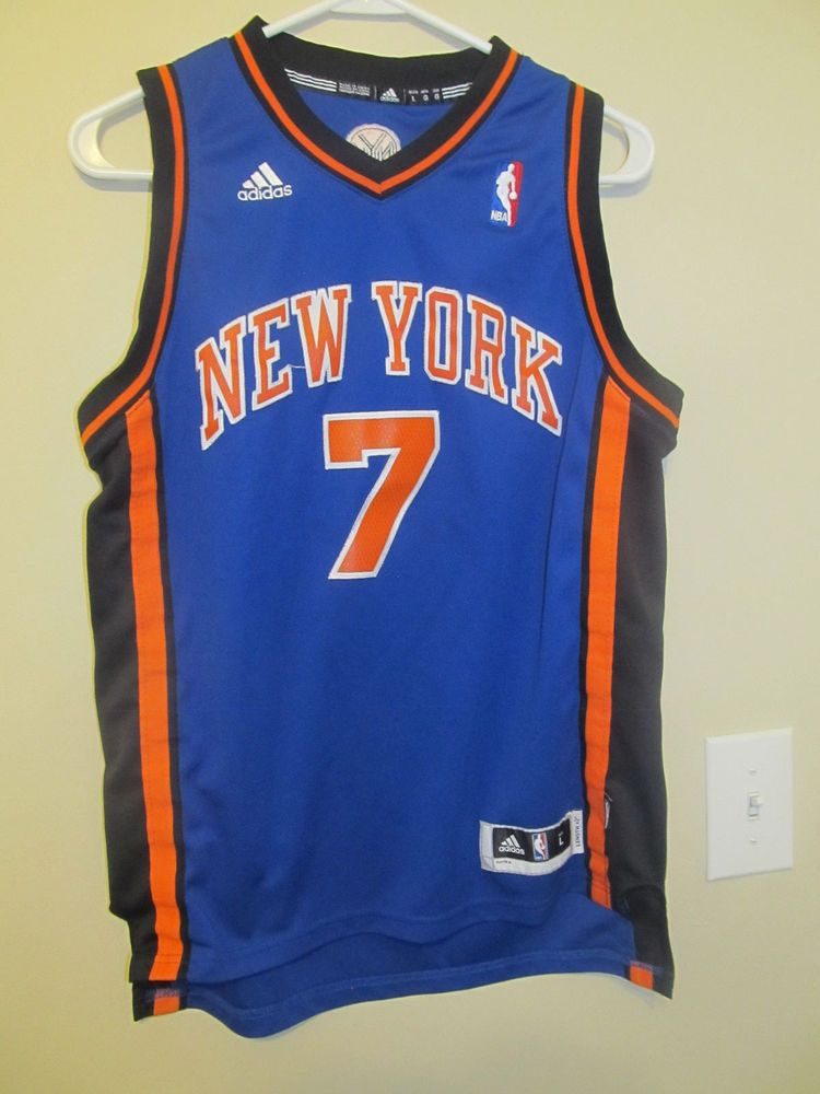 half off 5bbc7 8c8ca Carmelo Anthony - New York Knicks Authentic jersey - Adidas ...