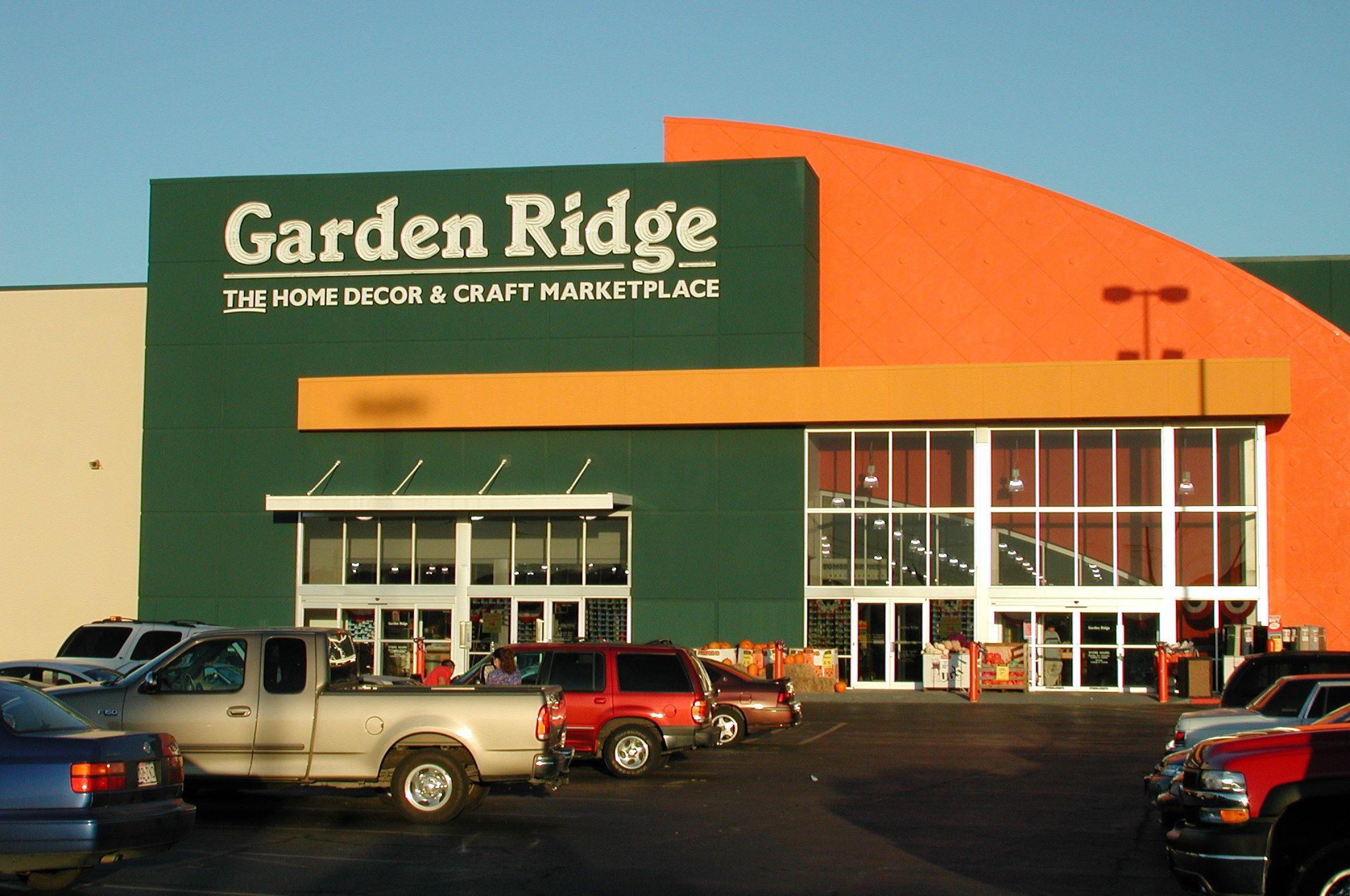 garden ridge - Google Search  Garden ridge, Garden, Decor crafts