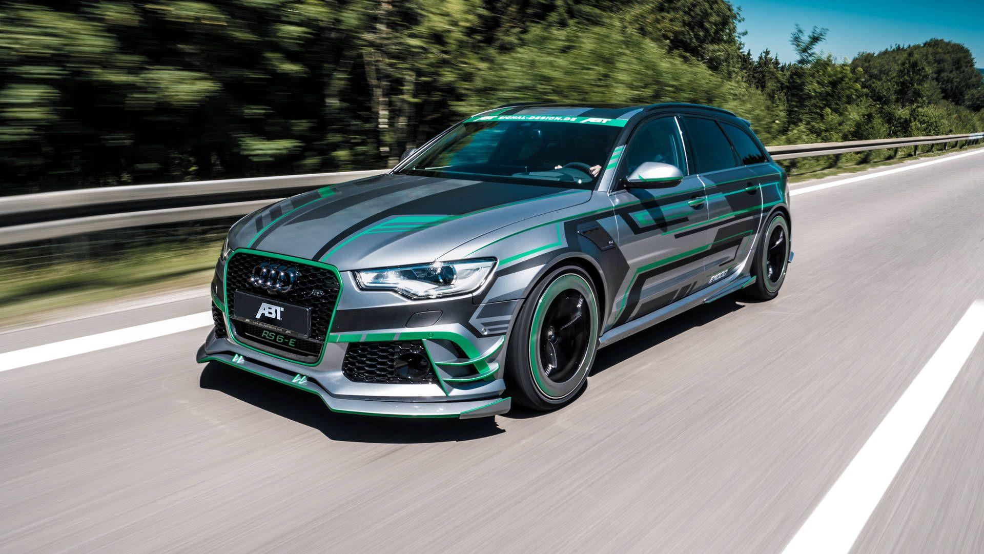 Officieel De Audi Rs 6 E Van Abt Met 1 018 Pk En 1 291 Nm Audi Rs6 Audi Rs Audi