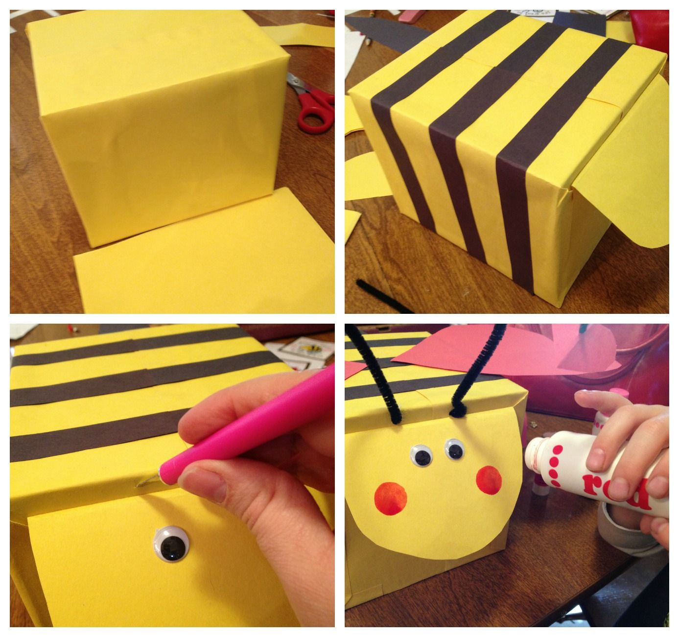The cutest kids diy valentines day card box and treat holder ideas the cutest kids diy valentines day card box and treat holder ideas for boys and girls plaidcrafts valentines valentines day crafts pinterest solutioingenieria Images