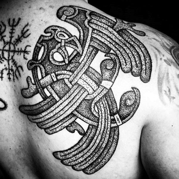 Top 207 Best Viking Tattoo Ideas 2020 Inspiration Guide Norse Tattoo Viking Tattoos Nordic Tattoo