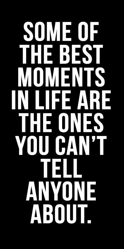 wonderful moments in life