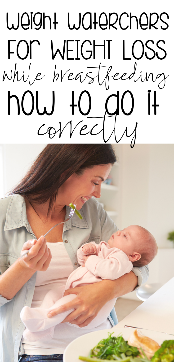 What to do to lose weight while breastfeeding