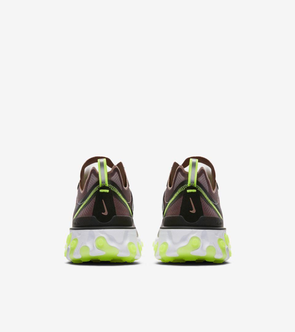 4b1402c812926 Nike React Element 87  Desert Sand   Smokey Mauve  Release Date ...
