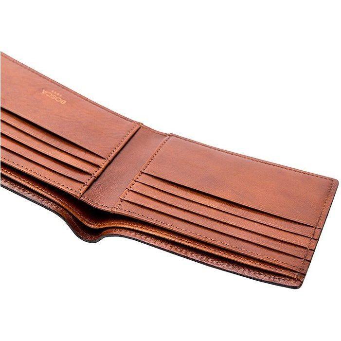 Bosca 98-21 Dolce 8 Pocket Deluxe Executive Wallet
