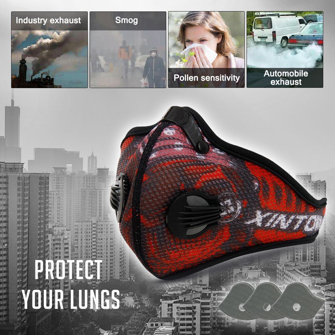 AntiPollution Mask Dust mask, Anti pollution mask