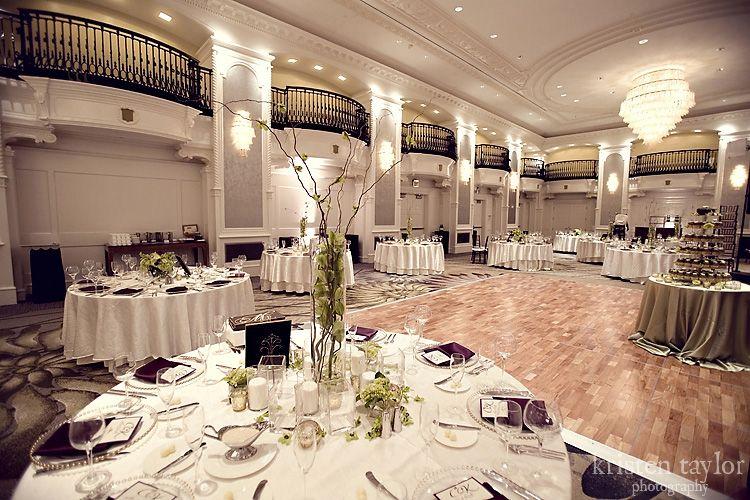 Westin Book Cadillac Detroit Kristen Taylor Photography Blog A Wedding Venue
