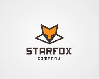 Starfox By Alterid Letter Logo Design Logo Design Logos