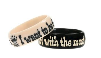I Want To Be The Girl With The Most Cake I Want This Bangle Sigh