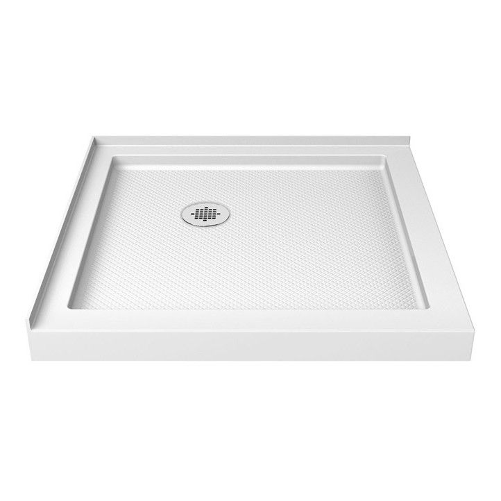Slimline 32 X 32 Double Threshold Shower Base Shower Base